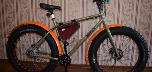 Surly Moonlander 2016 Мурманск